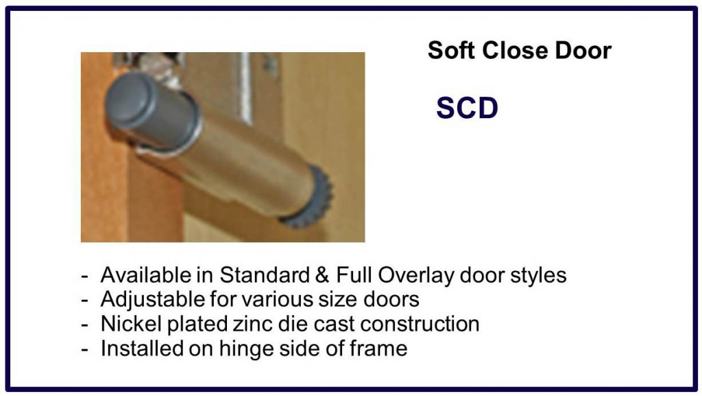 soft close door mechanism